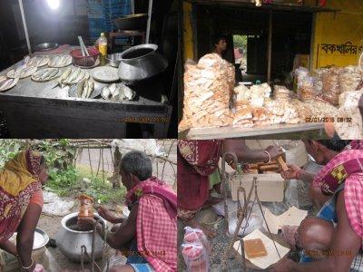 Delicacies Of Bakkhali