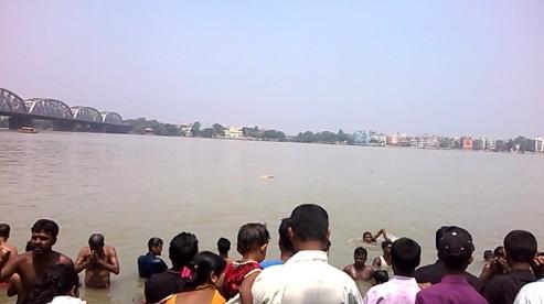 Bathing Ghat- Dakhineshwar