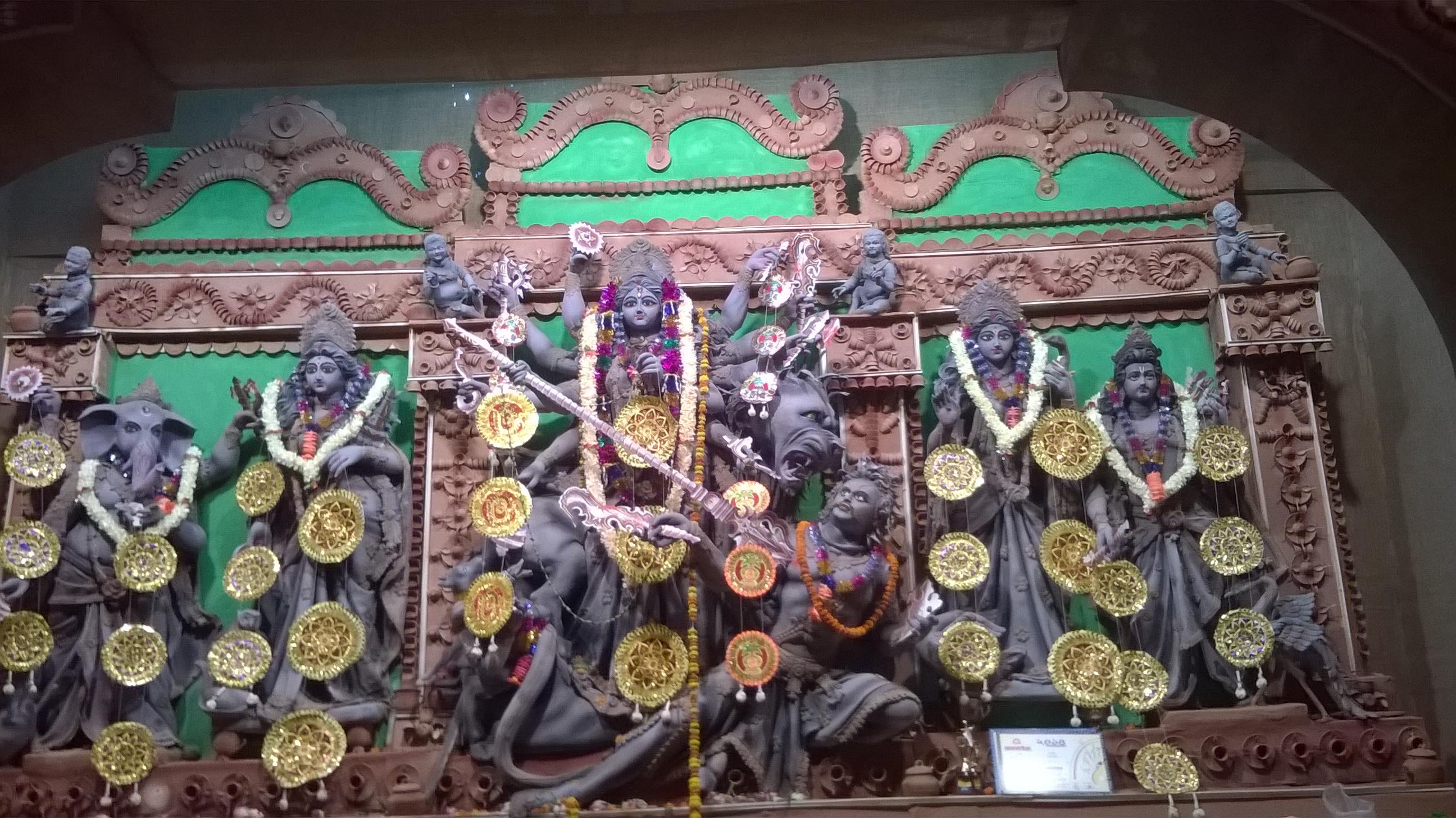 The Gorgeous Devi Idol